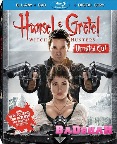 Hansel and Gretel Witch Hunters (2013) Unrated Cut BluRay 720p AC3 x264-CHD