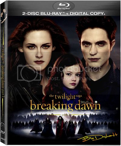 The Twilight Saga Breaking Dawn Part 2 (2012) 1080p BluRay x264 DTS-WiKi  | 11.0GB