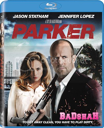 Parker (2013) BluRay 720p DTS x264-CHD