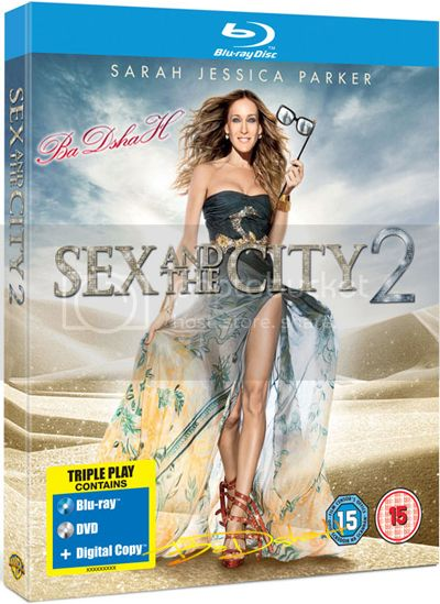 Sex and the City 2 (2010) m720p BluRay x264-BiRD