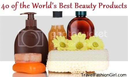 40 of the world's best beauty products